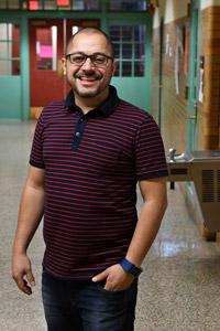 Leonardo Souza, TEALS volunteer (Firecracker)